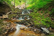 Beulach Ban Falls<br /> Cape Breton Highlands National Park<br /> Nova Scotia<br /> Canada
