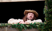 The Miser <br /> by Moliere<br /> adapted by Sean Foley and Phil Porter <br /> at Garrick Theatre, London, Great Britain <br /> Press photocall <br /> 6th March 2017 <br /> <br /> <br /> Lee Mack as Mitre Jacques <br /> <br /> <br /> <br /> <br /> Photograph by Elliott Franks <br /> Image licensed to Elliott Franks Photography Services