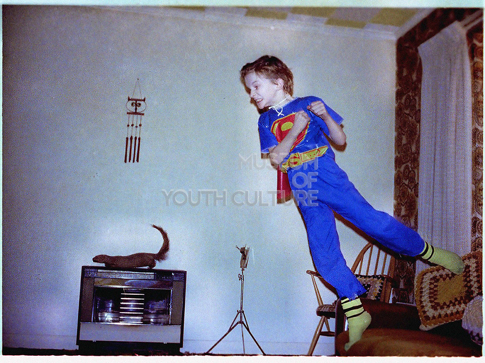 Superkid, High Wycombe. 1980s.