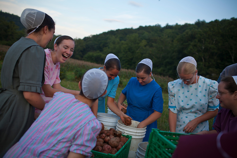 Mennonite Life in Central Virginia
