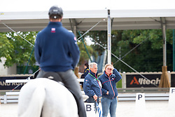 Eilberg Michael, (GBR), Half Moon Delphi, Eilberg Ferdi, (GBR)<br /> Alltech FEI World Equestrian Games™ 2014 - Normandy, France.<br /> © Hippo Foto Team - Leanjo de Koster<br /> 25/06/14