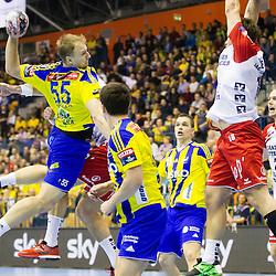 20160220: SLO, Handball - EHF Champions League, RK Celje PL vs Flensburg-Handewitt