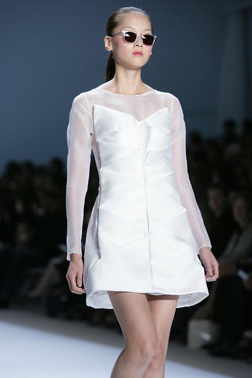 Tadashi Shoji<br /> Spring/Summer Collection 2009<br /> Mercedes-Benz Fashion Week<br /> New York, NY Sept 2008