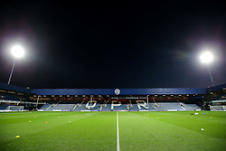 General View inside Loftus Road - Rogan Thomson/JMP - 18/10/2016 - FOOTBALL - Loftus Road Stadium - London, England - Queens Park Rangers v Bristol City - Sky Bet EFL Championship.