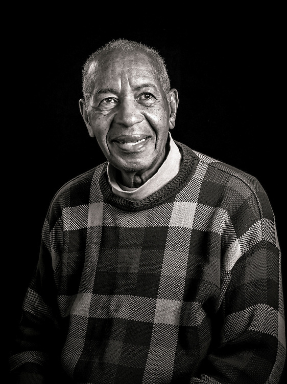 Edgar V. Lewis, first African-American B-52 command pilot in the US Air Force, flew over 200 missions in Viet Nam.