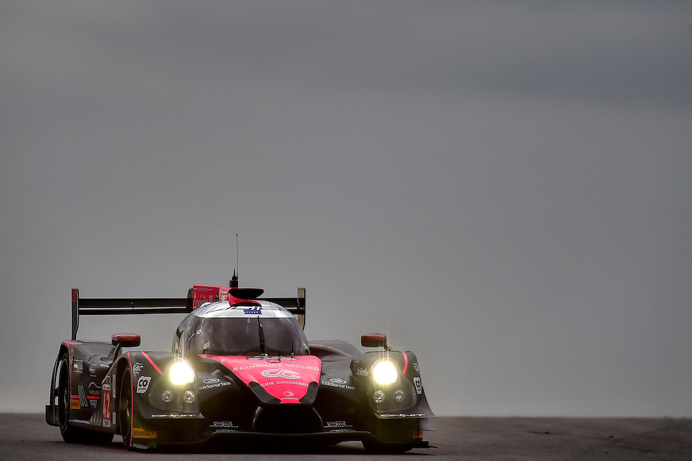 18-20 September 2014, Austin, Texas USA<br /> 42, Nissan, Morgan, P, Gustavo Yacaman, Alex Brundle<br /> &copy;2014, Scott R LePage <br /> LAT Photo USA