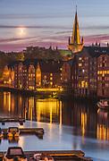 The beautiful vintage Trondheim www.aziznasutiphotography.com