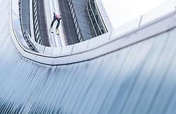 01.01.2018, Olympiaschanze, Garmisch Partenkirchen, GER, FIS Weltcup Ski Sprung, Vierschanzentournee, Garmisch Partenkirchen, Probesprung, im Bild Manuel Fettner (AUT) // Manuel Fettner of Austria during his Trial Jump for the Four Hills Tournament of FIS Ski Jumping World Cup at the Olympiaschanze in Garmisch Partenkirchen, Germany on 2018/01/01. EXPA Pictures © 2018, PhotoCredit: EXPA/ JFK