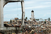Banda Aceh after the Tsunami