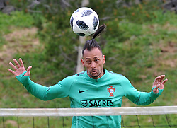 March 20, 2018 - Oeiras, Portugal - Goalkeeper BETO of the Portuguese National Team during a training session at their 'Cidade do Futebol' facility as they prepare for the 2018 World Cup in Oeiras.  (Credit Image: © Atlantico Press via ZUMA Wire)