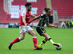 Kyle Bennett of Bristol Rovers - Mandatory by-line: Alex James/JMP - 21/04/2018 - FOOTBALL - Aesseal New York Stadium - Rotherham, England - Rotherham United v Bristol Rovers - Sky Bet League One