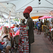 The eclectic South Beach neighborhood of Miami Beach glitters with nightlife – all day long along its Art Deco hotels. People watching is a great pastime in this trendy and quirky area which draws celebrities and beautiful people from all over the world. Enjoy the beach or the historic Art Deco architecture or the fine Oceanside dining. <br />