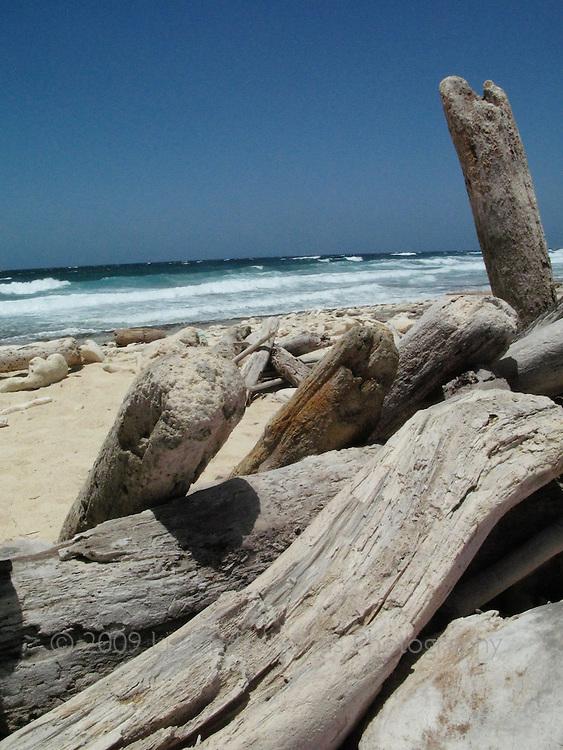 West Coast of Aruba