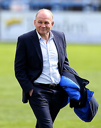 Bristol's Director of Rugby Andy Robinson - Mandatory by-line: Robbie Stephenson/JMP - 23/04/2016 - RUGBY - Goldrington Road - Bedford, England - Bedford Blues v Bristol Rugby - Greene King IPA Championship