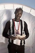 Libian Refugee Portraites
