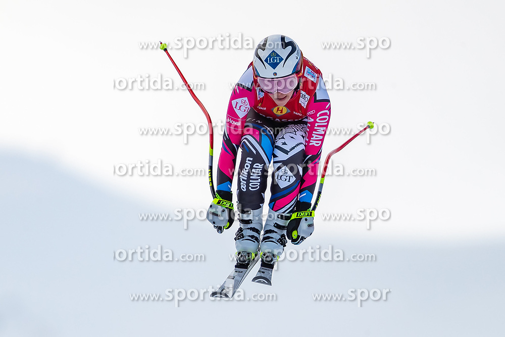 11.01.2020, Keelberloch Rennstrecke, Altenmark, AUT, FIS Weltcup Ski Alpin, Abfahrt, Damen, im Bild Tina Weirather (LIE) // Tina Weirather of Liechtenstein in action during her run for the women's Downhill of FIS ski alpine world cup at the Keelberloch Rennstrecke in Altenmark, Austria on 2020/01/11. EXPA Pictures © 2020, PhotoCredit: EXPA/ Johann Groder