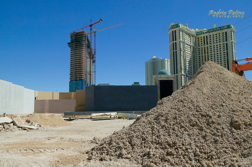 Construction in Las Vegas