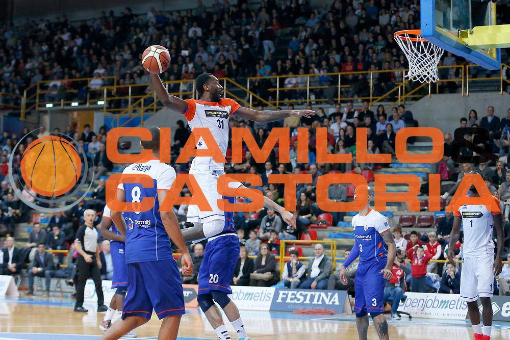 DESCRIZIONE : Verona Lega A 2014-15 All Star Game 2015 <br /> GIOCATORE : Christian Eyenga<br /> CATEGORIA : Schiacciata<br /> EVENTO : All Star Game Lega A 2015<br /> GARA : All Star Game Lega 2015<br /> DATA : 17/01/2015<br /> SPORT : Pallacanestro <br /> AUTORE : Agenzia Ciamillo-Castoria/G.Contessa<br /> Galleria : Lega A 2014-2015 <br /> Fotonotizia : Verona Lega A 2014-15 All Star game 2015