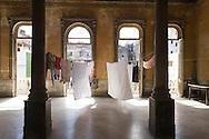 Cuba. la Guarida, old house in ruins.  the place of the movie, fresa y chocolate. La Habana CITY center.  centro Habana.   La Habana - Cuba   /  la Guarida, vielle maison en ruine. ou a ete tourne le film fraise et chocolat. La Havane centro,   La Havane - Cuba   V221