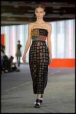 SEP 16 2013 Roksanda Ilincic Show-London Fashion Week