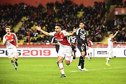 March 9, 2019 - Monaco, France - 09 RADAMEL FALCAO (MONA) - JOIE (Credit Image: © Panoramic via ZUMA Press)