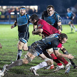 Glasgow Warriors v Edinburgh Rugby |  RaboDirect Pro 12 | 21 December 2012