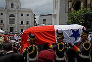 Funeral de Endara