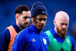 Bobby Reid of Cardiff City - Mandatory by-line: Robbie Stephenson/JMP - 29/12/2018 - FOOTBALL - King Power Stadium - Leicester, England - Leicester City v Cardiff City - Premier League