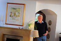 Picture By Jim Wileman  30/01/2009  Paddy Ashdown, pictured at home in Norton Sub Hamden, Somerset.