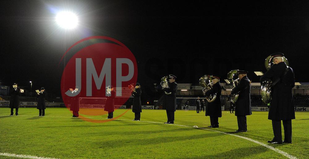 - Photo mandatory by-line: Neil Brookman/JMP - Mobile: 07966 386802 - 19/12/2014 - SPORT - football - Bristol - Memorial Stadium - Bristol Rovers v Gateshead  - Vanarama Conference
