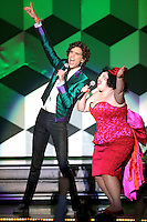 Mika and Beth Ditto
