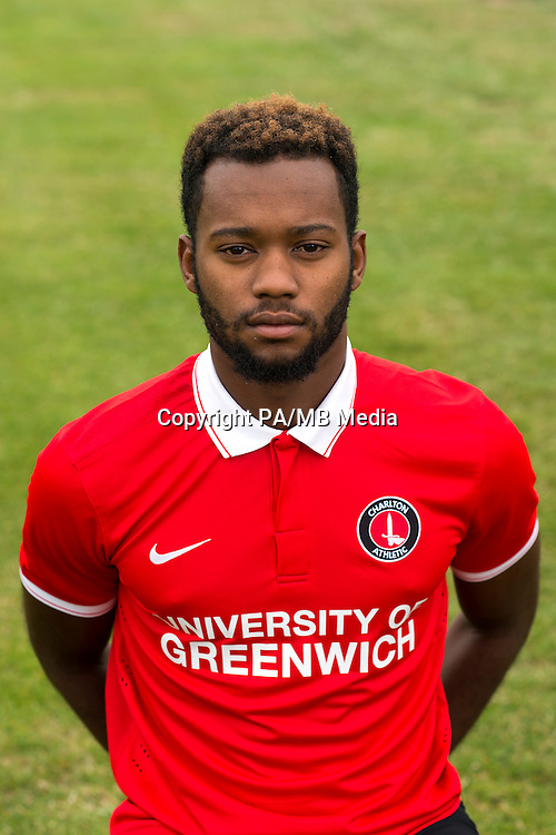 Zak Ansah, Charlton Athletic