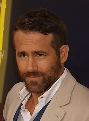 May 2, 2019 - New York City, New York, U.S. - Actor RYAN REYNOLDS attends the US premiere of Pokemon Detective Pikachu held at Military Island Times Square. (Credit Image: © Nancy Kaszerman/ZUMA Wire)