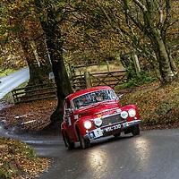 Car 7 Peter Humphrey / Douglas Humphrey