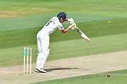 Joe Weatherley of Hampshire batting during the Specsavers County Champ Div 1 match between Hampshire County Cricket Club and Surrey County Cricket Club at the Ageas Bowl, Southampton, United Kingdom on 11 June 2018. Picture by Graham Hunt.