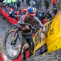 22-12-2019: Cycling: CX Worldcup: Namur: Tom Pidcock