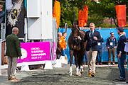 Gareth Hughes - Don Carissimo<br /> FEI European Championships Gothenburg 2017<br /> © DigiShots