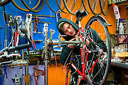 Citybikes is a worker owned bike store and repair service cooperative in Portland, Oregon.
