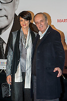 Asia & Dario Argento attend the Opening Ceremony of the 7th Film Festival Lumiere on October 12, 2015 in Lyon, France.