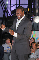 Audley Harrison, Celebrity Big Brother Summer 2014 - Live Final, Elstree Studios, Elstree UK, 12 September 2014, Photo by Brett D. Cove