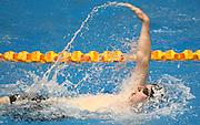 Oliver Wyeth in action during the 2012 New Zealand Short Course Swimming Championships, Day 2, Wellington Aquatics Centre, Kilbirnie, Wellington on Monday 1 October 2012. Photo: Justin Arthur / photosport.co.nz