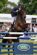 Thornton Jones ridden by Matthew Heath*** in the Equi-Trek CCI-4* Show Jumping during the Bramham International Horse Trials 2019 at Bramham Park, Bramham, United Kingdom on 9 June 2019.