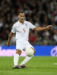 Rio Ferdinand of England