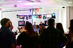 Exeter suite disco - Mandatory by-line: Dougie Allward/JMP - 18/08/2018 - RUGBY - Sandy Park Stadium - Exeter, England - Exeter Chiefs v Cardiff Blues - Pre-season friendly