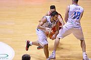 DESCRIZIONE : Cagliari Qualificazione Eurobasket 2015 Qualifying Round Eurobasket 2015 Italia Svizzera Italy Switzerland<br /> GIOCATORE : Pietro Aradori Marco Cusin<br /> CATEGORIA : Palleggio Blocco<br /> EVENTO : Cagliari Qualificazione Eurobasket 2015 Qualifying Round Eurobasket 2015 Italia Svizzera Italy Switzerland<br /> GARA : Italia Svizzera Italy Switzerland<br /> DATA : 17/08/2014<br /> SPORT : Pallacanestro<br /> AUTORE : Agenzia Ciamillo-Castoria/GiulioCiamillo<br /> Galleria: Fip Nazionali 2014<br /> Fotonotizia: Cagliari Qualificazione Eurobasket 2015 Qualifying Round Eurobasket 2015 Italia Svizzera Italy Switzerland<br /> Predefinita :