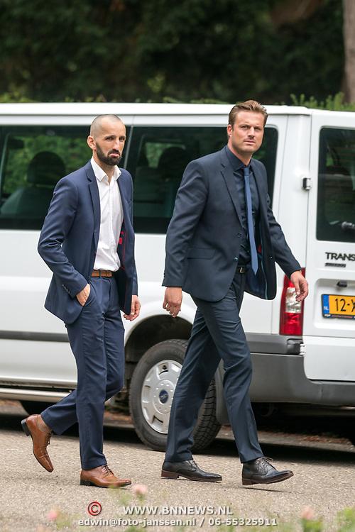 NLD/Huizen/20180818 - uitvaart Bert Verwelius, ............