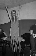 Paris Hilton. party for artist Maria Marshall hosted by Dorothee de Pau. The Astral, Brewer St. London. 25 November 2000<br />  © Copyright Photograph by Dafydd Jones 66 Stockwell Park Rd. London SW9 0DA Tel 020 7733 0108 www.dafjones.com