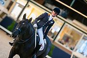 Sanne Vos - Sir Heino<br /> Indoor Oosteind 2012<br /> © DigiShots