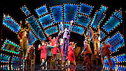 Guys and Dolls<br /> by Damon Runyon / Frank Loesser<br /> at The Savoy Theatre, London, Great Britain <br /> press photocall<br /> 4th January 2016 <br /> <br /> <br /> ensemble<br /> <br /> <br /> Photograph by Elliott Franks <br /> Image licensed to Elliott Franks Photography Services