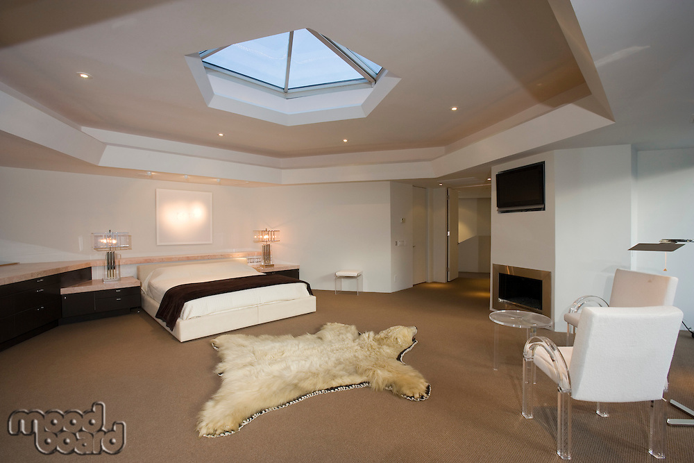 Luxury interior design bedroom
